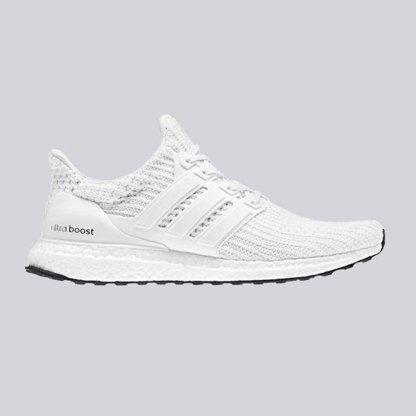 Adidas Ultra Boost 4 0 Triple White W19