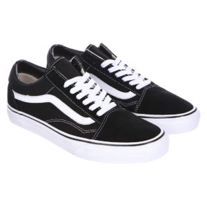vans old skool giay vai
